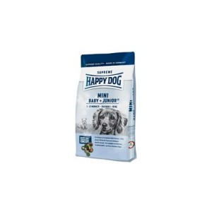 Croquettes Happy Dog pour chiot Mini Baby & Junior 29